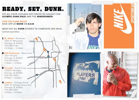 Ready! Set! Dunk! 08.08.08