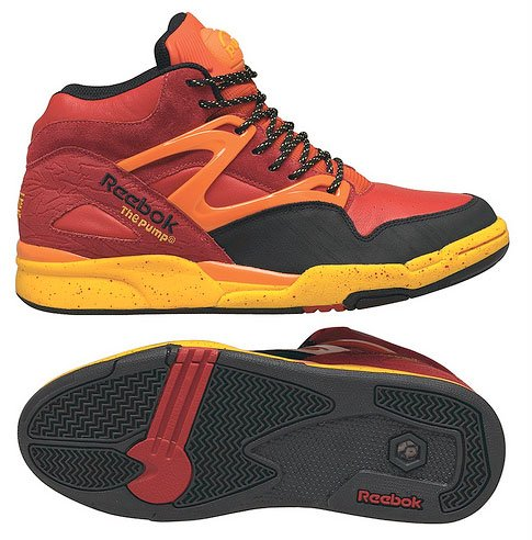 Reebok Fall 08 Collection