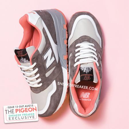 New Balance 575 Pigeon x Staple Design
