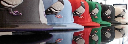 Staple x New Era Pigeon 59Fifty Fitted Hats  22bf77b20f6