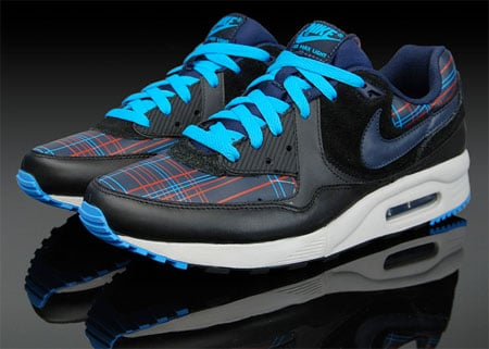 Nike Air Max Light Premium - Navy / Red/ Light Blue / Black