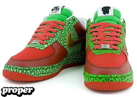 ?uestlove x Nike 1World Air Force 1