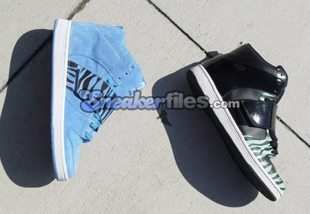 Radii Footwear Spring 09 Preview