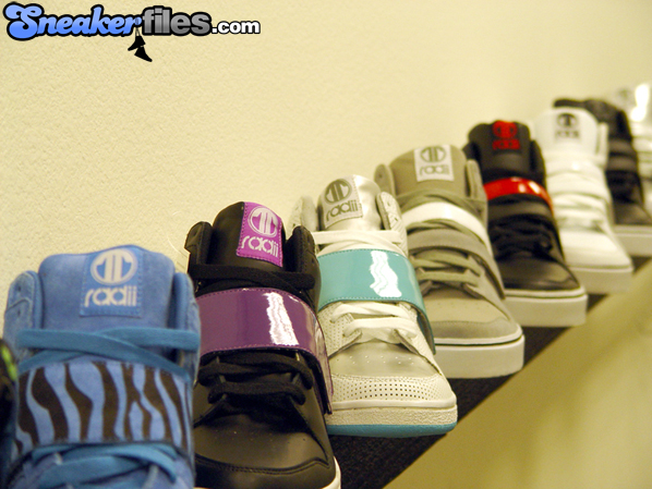 Radii Footwear Spring 09 Preview Round 2