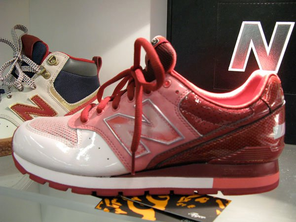 New Balance 2008-2009 Fall/Winter Collection