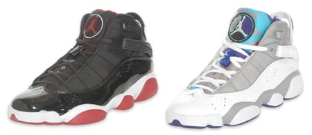 Air Jordan Six Rings Release Reminder