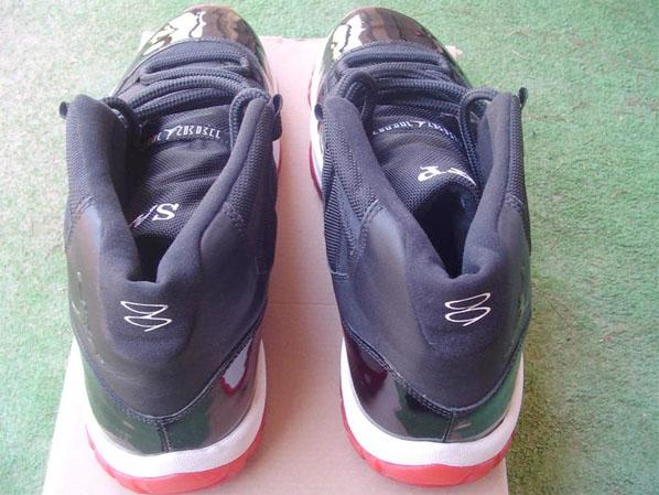 Air Jordan XI - Warren Sapp PE