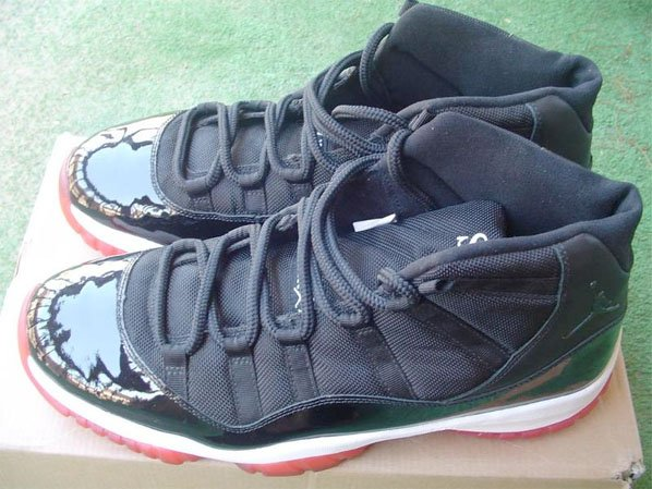 Air Jordan XI - Warren Sapp PE