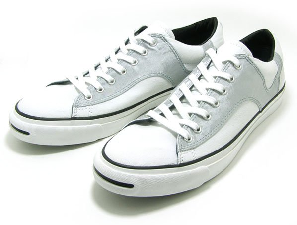 Converse Jack Purcell Race-Around Tuxedo