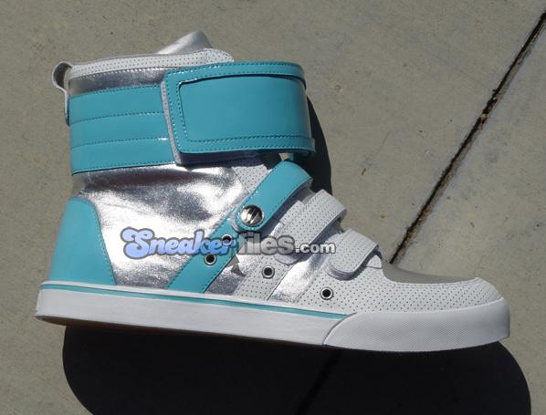 Radii Footwear Spring 09 Preview