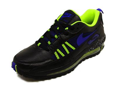 Nike Air Max Terra Ninety - Black / Black - Concord - Volt