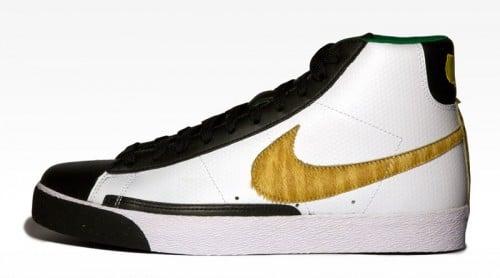 Nike Blazer High Premium Quickstrike - Tiger Woods