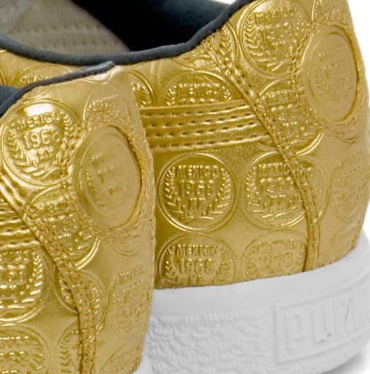 Puma Clyde - Tommie Smith Gold List