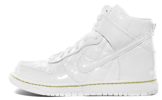 Nike Dunk High Supreme Quilted Patent Olympic Pack
