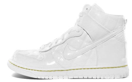 check out 5d850 8f51d Nike Dunk High Supreme Quilted Patent Olympic Pack ...