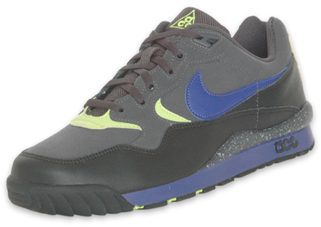 Nike Air Wildwood - Anthracite / Concord / Volt