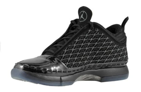 Release Date Reminder: Air Jordan XX3 (23) Low - Black / Dark Charcoal / Silver