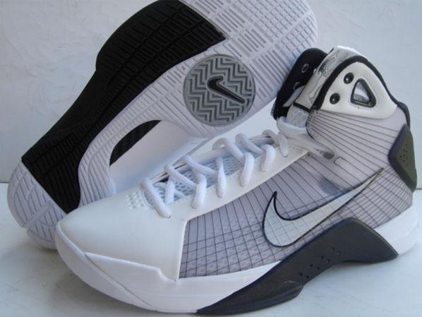 Nike Hyperdunk Yi Jianlian New Jersey Nets PE