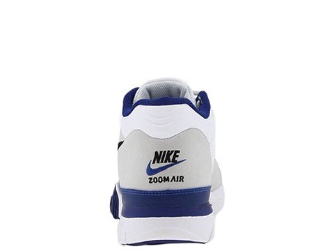 Nike Air Zoom Tennis Trainer - White / Black / Neutral Grey / Deep Royal