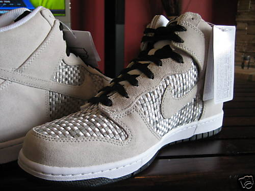 Nike Dunk High Sample - 3M Woven
