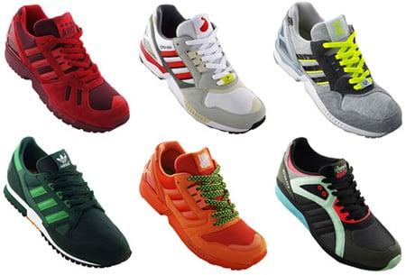 adidas aZX Q to W