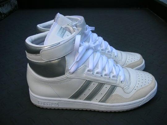 Adidas Conductor Hi Felt | Concord Hi OG White / Silver
