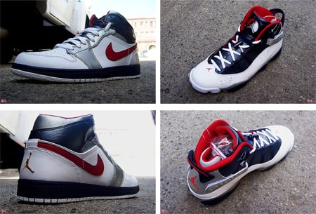 Release Reminder: Air Jordan 1 Retro | Air Jordan Six Rings - Olympics