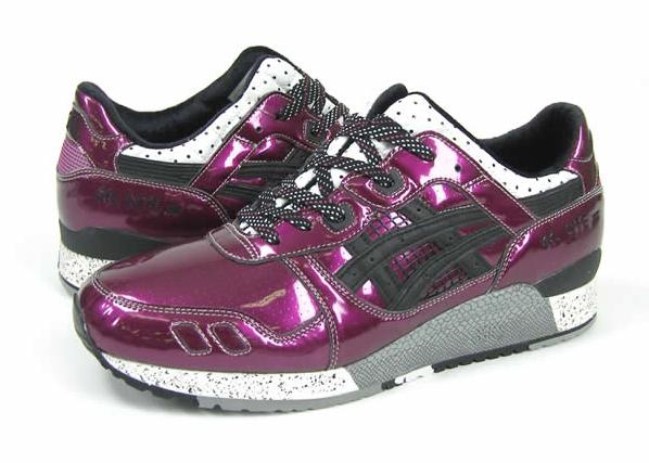Mita Sneakers x Asics Gel Lyte III - Purple Haze | Blueberry