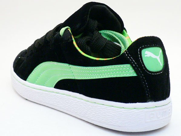 Puma Suede - Blacklight Snake
