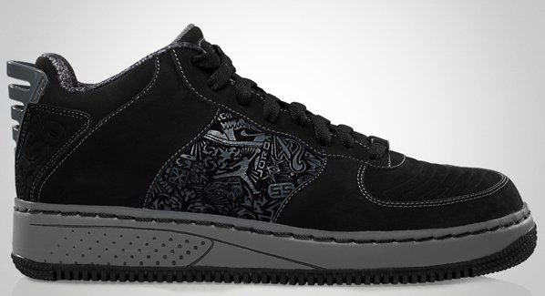 Air Jordan Force Fusion XX (20) Low - Winter 08 Collection