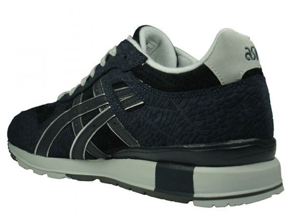 Asics GT-II LE - Black / Anthracite / Grey | White / WhiteIt