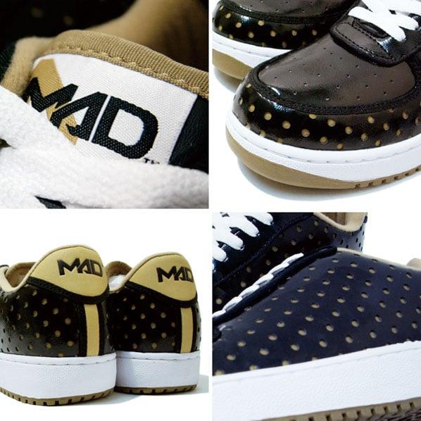 Madfoot! Mad Daaam 1 - Dots