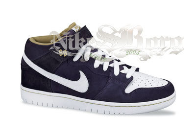 Nike SB Dunk Summer 09 Collection