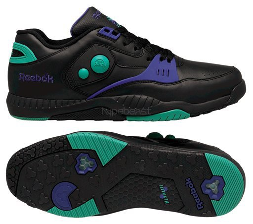 Reebok AXT Side Pump Trainers