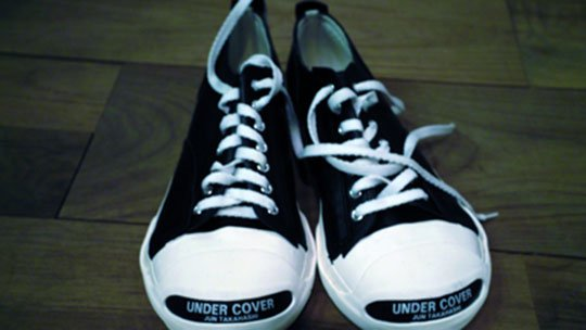 Silly Thing x Undercover x Converse Jack Purcell
