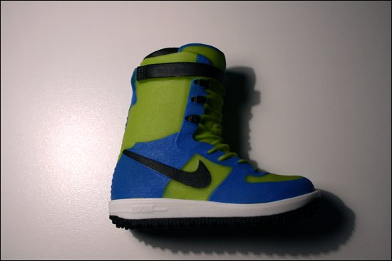 Nike Snowboarding Fall /Winter 2008 Toy Boots