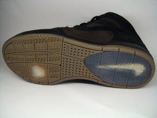 Nike SB P-Rod 2 High Quickstrike - Cappuccino / Black