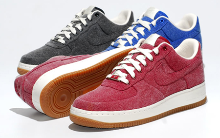 Nike Air Force 1 Supreme - Chambray