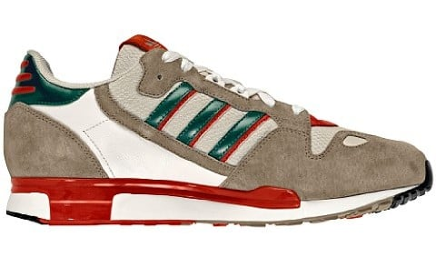 adidas ZX 800 Light Clay / Dark Chili