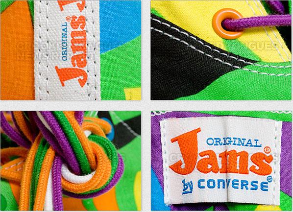 Converse Jams Skidgrip Mid