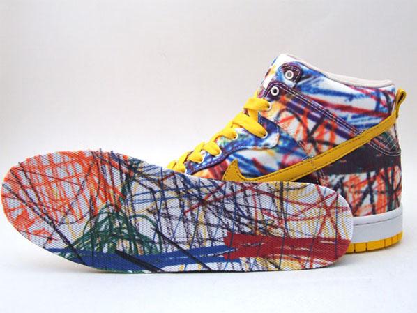 Nike Dunk High Premium QK - Back to School