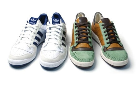 adidas Originals Craftsmanship Sneaker Pack - Decade Low