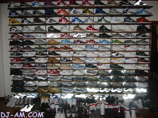 A Sneaker Tribute To Dj Am Adam Goldstein Sneakerfiles