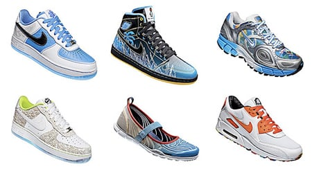 Nike Doernbecher Freestyle 2008 Collection