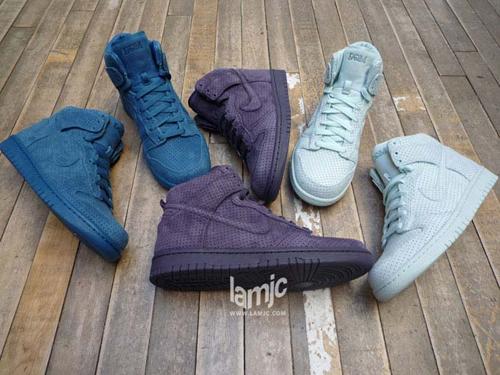 DQM x Nike Dunk High Premium