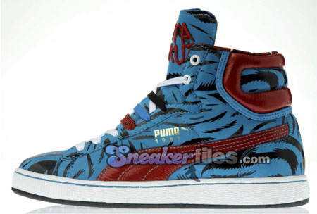 Santa Cruz x Puma First Round High