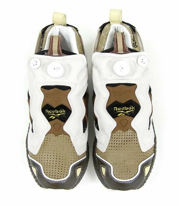 Mita Sneakers x Reebok Insta Pump Fury - Flashback 1997