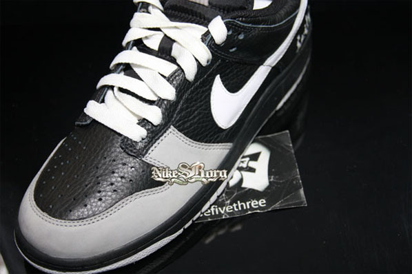 Nike Dunk Low - Manu Ginobili