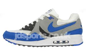 Nike Air Max Light - White / Blue / Grey