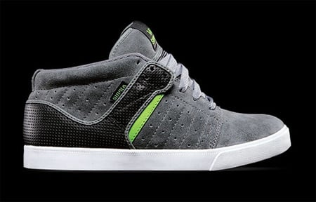 Supra Diablo Grey Suede - Erik Ellington Pro Model